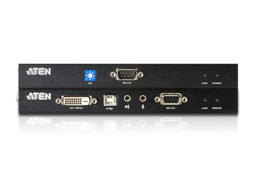USB & DVI KVM Extender