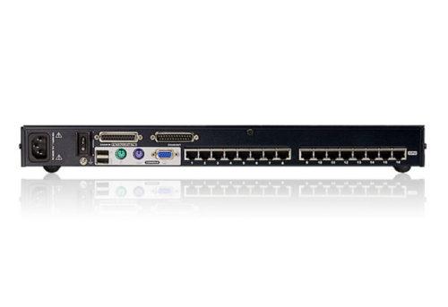 16-Port USB / PS2 Over CAT5 KVM Switch
