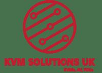 KVM Solutions Logo